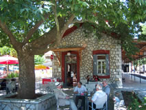 cafe STATION in Kalavryta